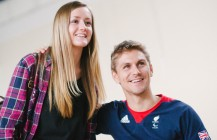 Paralympian Steve Brown back at saltash.net
